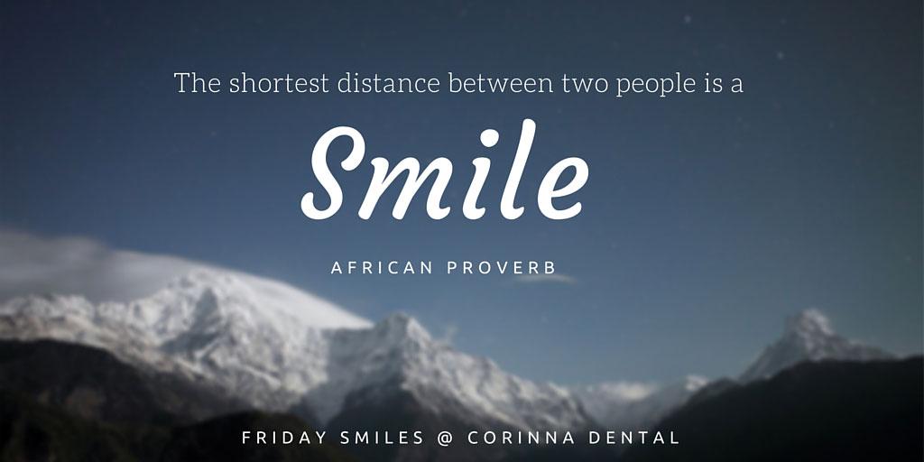 Friday-Smile-At-Corinna-Dental-Group-Shortest-distance