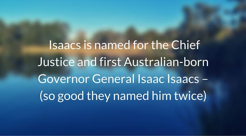Isaacs
